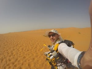 Yazid Mostafa Sba Marathon des sables
