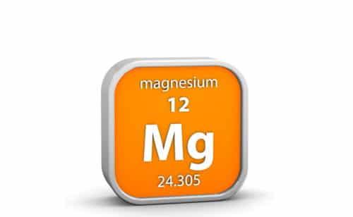 magnesium et sport