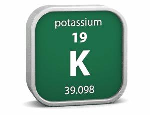 potassium sport