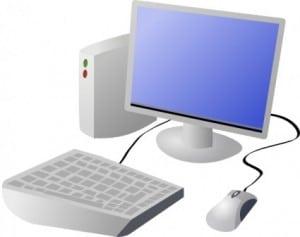 Diététicien en ligne ordinateur
