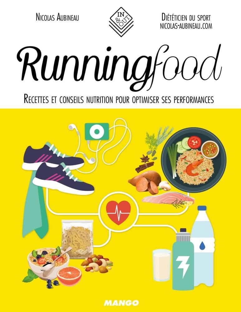 Livre Running food