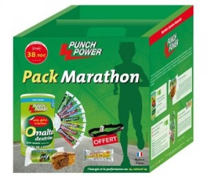 pack marathon punch power