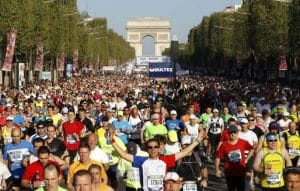 Alimentation marathon de paris