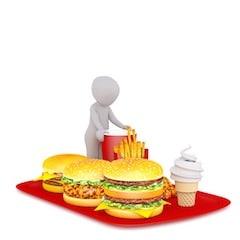 Mal manger