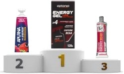 gel energetique podium qualite prix
