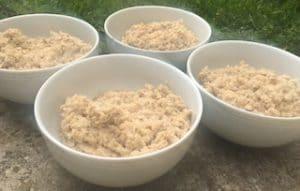 Porridge énergétique maison